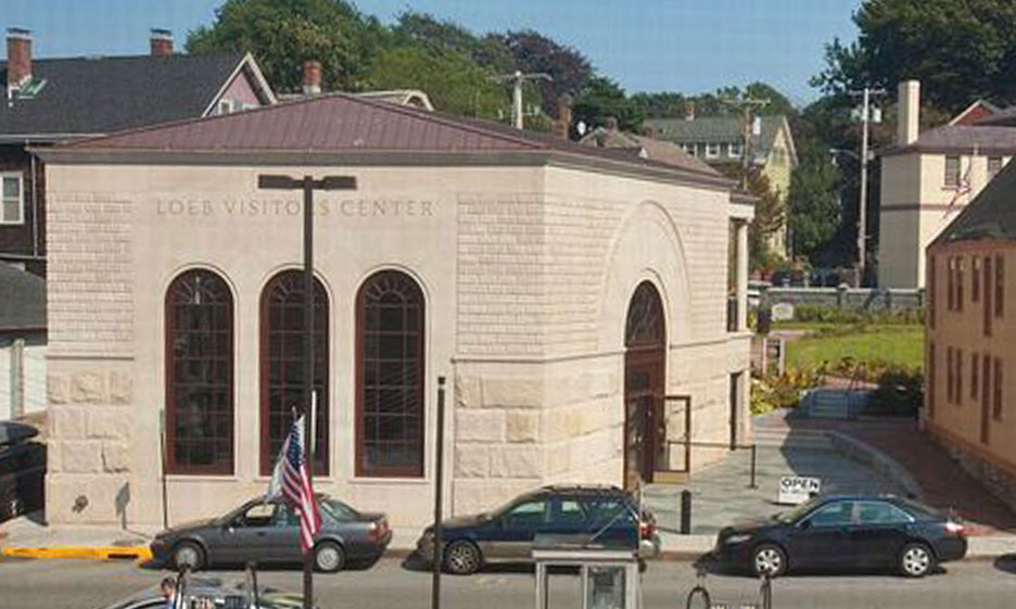 Loeb Visitors Center Newport Rhode Island